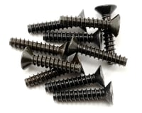 Kyosho 4x20mm Self Tapping Flat Head Phillips Screw (10)