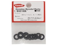 Image 2 for Kyosho 4x10x0.8mm Washer (10)