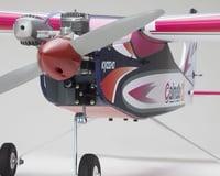 Image 3 for Kyosho Calmato Alpha 40 Trainer EP/GP Toughlon ARF Airplane (Purple)