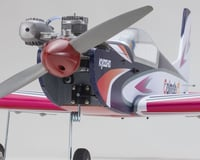 Image 4 for Kyosho Calmato Alpha 40 Sports EP/GP Toughlon ARF Airplane (Purple)