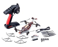 Image 2 for Kyosho ZEPHYR Quadcopter Drone Racer Readyset (Black)