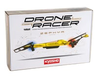 Image 3 for Kyosho ZEPHYR Quadcopter Drone Racer Readyset (Yellow)