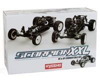 Image 4 for Kyosho Scorpion XXL VE/GP 1/7 Scale 2wd Buggy Kit