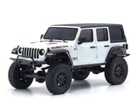 Kyosho MX-01 Mini-Z 4X4 Readyset w/Jeep Wrangler Body (White)