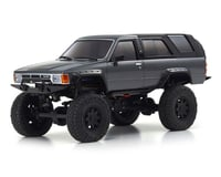 Kyosho MX-01 Mini-Z 4X4 Readyset w/4-Runner Body (Grey)