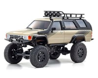 Kyosho MX-01 Mini-Z 4X4 Readyset w/4-Runner Body (Quick Sand)