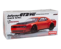 Image 7 for Kyosho Inferno GT2 Race Spec Dodge Challenger SRT Demon 2018 (Go Mango)