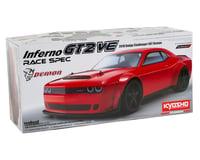 Image 7 for Kyosho Inferno GT2 VE Dodge Challenger SRT Demon 2018 1/8 Electric