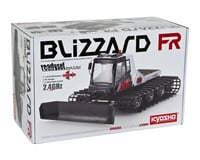 Image 7 for Kyosho Blizzard FR 1/12 Scale ReadySet All Terrain Snow Cat