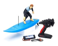 SCRATCH & DENT: Kyosho RC Surfer 4 Electric Surfboard (Blue)
