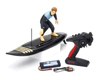 Kyosho RC Surfer 4 Electric Surfboard (Black)