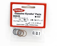 Image 2 for Kyosho 12x15mm Shim Set (10)