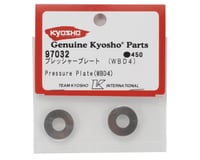 Image 2 for Kyosho Pressure Plate Rings (2) (WBD04)