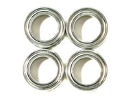Image 1 for Kyosho 5x8x2.5mm Metal Shielded Ball Bearings (4)