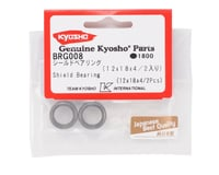 Image 2 for Kyosho 12x18x4mm Shield Bearing (2)