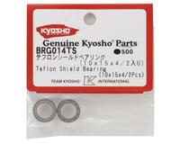 Image 2 for Kyosho 10x15x4mm Teflon Shield Bearing (2)