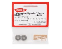 Image 2 for Kyosho 6x13x5mm Shield Bearing (2)