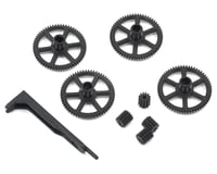 Image 1 for Kyosho Zephyr/G-Zero Pinion Gear & Spur Gear Set