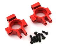 Kyosho FZ02 HD Rear Hub Set (Red)