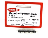 Kyosho 6.8mm Flanged Ball (MP777) (4)