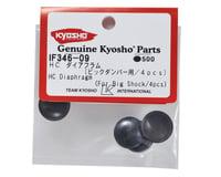 Image 2 for Kyosho HC Big Bore Diaphragm (4)