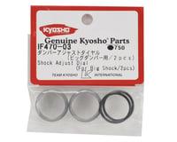 Image 2 for Kyosho Big Bore Shock Pre-Load Collar Set (2)