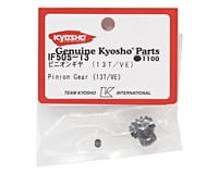 Image 2 for Kyosho Mod1 Pinion Gear w/5mm Bore (13T)