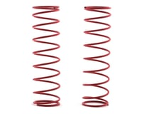 Kyosho 85mm Big Bore Rear Shock Spring (Red) (2) (9.5-1.5mm)
