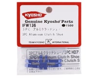 Image 2 for Kyosho Aluminum Clutch Shoes (3)