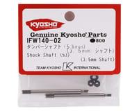 Image 2 for Kyosho Front 3.5mm Shock Shaft (2)
