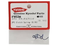Image 2 for Kyosho 0.95mm Clutch Springs (3)