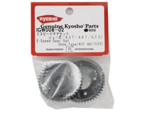 Image 2 for Kyosho 2-Speed Gear Set (GT2 Race Spec only)