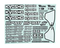 Kyosho Inferno MP10T Decal