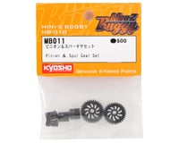 Image 2 for Kyosho Pinion & Spur Gear Set