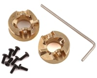 Kyosho MX-01 Mini-Z Brass Front Hub Set