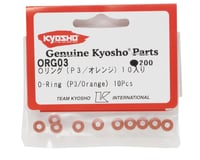 Image 2 for Kyosho P3 O-Ring (Red) (10)