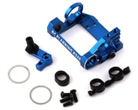 Kyosho Mini-Z MR-03 MM2 Aluminum Motor Mount (Blue)
