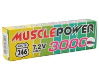 Image 2 for Kyosho Muscle Power NiMH Stick Pack Battery (7.2V/3000mAh)