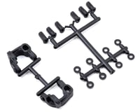 Kyosho Ultima SC6 RB6 Carbon Composite Front Hub Carrier Set