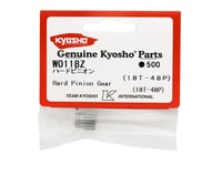 Image 2 for Kyosho 48P Hardened Aluminum Pinion Gear (3.17mm Bore) (18T)