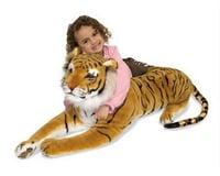Melissa & Doug  Plush Tiger