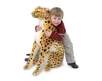 Melissa & Doug  Plush Cheetah