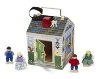 Melissa & Doug  Doorbell House