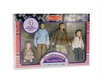 Melissa & Doug  Doll Family