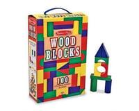 Image 1 for Melissa & Doug  Wood Block Set 100Pc