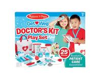Melissa & Doug Doctors Kit Play Set