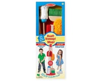 Melissa & Doug Lets Play House! Dust Sweep & Mop