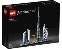 LEGO Architecture Skylines: Dubai 21052 Building Kit, Collectible (740 Pieces)