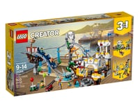 Image 2 for LEGO Pirate Roller Coaster