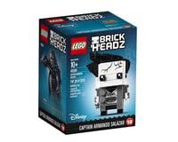 LEGO Brick Headz Captain Armando Salazar